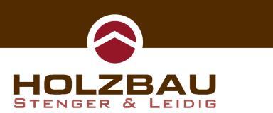 Holzbau – Stenger & Leidig Logo